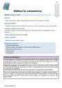 Séquence - Fiche de préparation Calculatrice : CM2