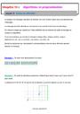Séquence - Fiche de préparation Coder et décoder : 5ème