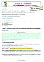 Séquence - Fiche de préparation Complément de phrase / complément circonstanciel : CE1