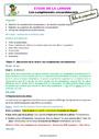 Séquence - Fiche de préparation Complément de phrase / complément circonstanciel : CE2
