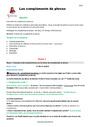 Séquence - Fiche de préparation Complément de phrase / complément circonstanciel : CM2