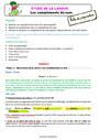 Séquence - Fiche de préparation Complément du nom : CE2