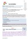 Séquence - Fiche de préparation Échelles : CM2