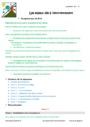 Séquence - Fiche de préparation Enjeux liés à l'environnement : 6ème