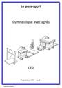 Séquence - Fiche de préparation EPS Education Physique et sportive : CE2