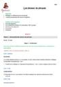 Séquence - Fiche de préparation Formes de phrases : CM1