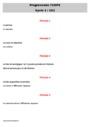 Séquence - Fiche de préparation Gestion de la classe : CE2