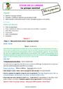 Séquence - Fiche de préparation Groupe nominal : CE1