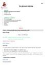 Séquence - Fiche de préparation Groupe nominal : CM1