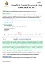 Séquence - Fiche de préparation Imparfait de l'indicatif : CM1