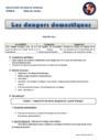 Séquence - Fiche de préparation L'engagement : CM2