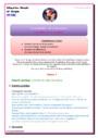 Séquence - Fiche de préparation La sensibilité : CE1