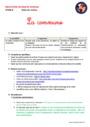 Séquence - Fiche de préparation Le droit et la règle : CM1