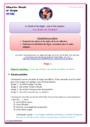 Séquence - Fiche de préparation Le droit et la règle : CP