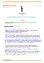 Séquence - Fiche de préparation Le vivant : MS - Moyenne Section
