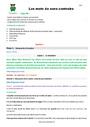 Séquence - Fiche de préparation Mots de sens contraire : CM2