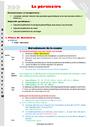 Séquence - Fiche de préparation Périmètre : CM1
