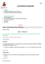 Séquence - Fiche de préparation Phrase / Types de phrase : CM1
