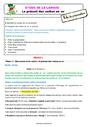 Séquence - Fiche de préparation Présent de l'indicatif : CE1