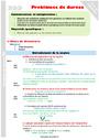 Séquence - Fiche de préparation Problèmes : CM1
