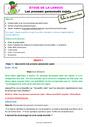 Séquence - Fiche de préparation Pronom : CE1