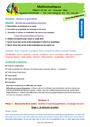 Séquence - Fiche de préparation Quadrilatères : CE1