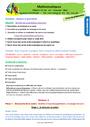 Séquence - Fiche de préparation Quadrilatères : CE2