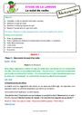 Séquence - Fiche de préparation Sujet, groupe sujet : CE1