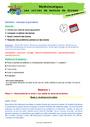Séquence - Fiche de préparation Temps et durée heure, minute, seconde : CE1
