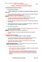 Séquence - Fiche de préparation Transformations chimiques et physiques : 4ème