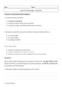 Cours et exercice : Spectres infrarouges : Terminale