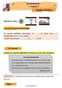 Révision, soutien scolaire - Adjectif Qualificatif : CE2