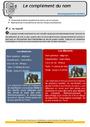 Révision, soutien scolaire - Complément du nom : CM1