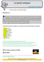 Révision, soutien scolaire - Conjugaison - Étude de la langue : CM2
