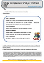 Révision, soutien scolaire - Grammaire : CM1