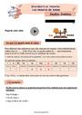 Révision, soutien scolaire - Masse g, kg : CM2