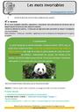 Révision, soutien scolaire - Mots outils, invariables : CM1
