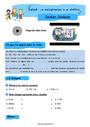 Révision, soutien scolaire - Multiplication : CM1