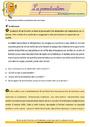 Révision, soutien scolaire - Ponctuation : CM1