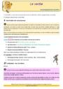 Révision, soutien scolaire - Verbe conjugué : CM1