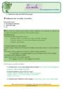 Révision, soutien scolaire - Verbe, groupe verbal : CM2