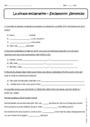 Cours et exercice : Structure exclamative - Anglais : 5ème