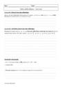 Cours et exercice : Suites arithmétiques : Première