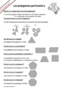 Question - Réponse ? Mathématiques : CM2