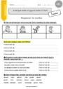 Leçon et exercice : Verbe conjugué : CE1