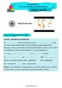 Leçon et exercice : Vocabulaire / Lexique - Étude de la langue : CM1