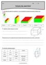 Leçon et exercice : Volumes et contenances : CM2