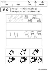 Mathématiques – Rentrée : 2eme Maternelle – Cycle Fondamental