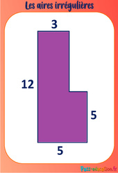 Mur de maths – Affiches mémo : 4eme, 5eme Primaire