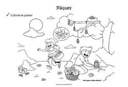 Dossier spécial Pâques –  de maternelle : 2eme Maternelle – Cycle Fondamental